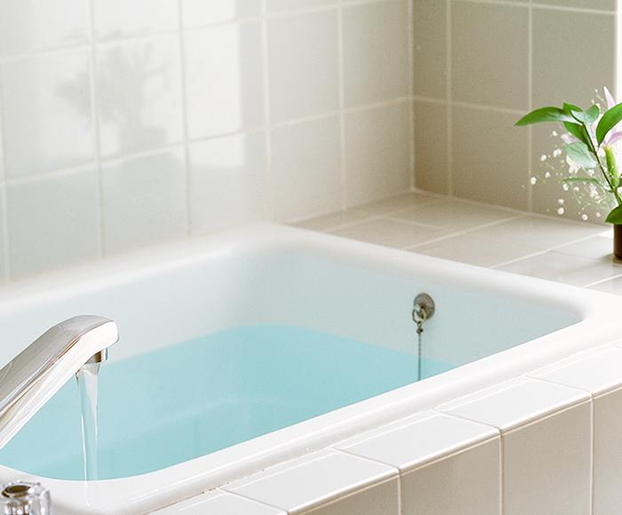 お風呂つまり・水漏れイメージ画像