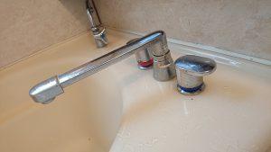 浴槽についていた蛇口