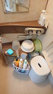 洗い場用蛇口